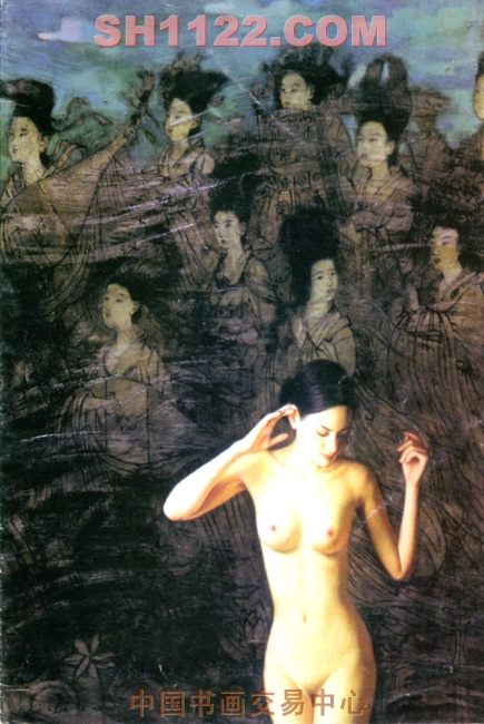 油画美的诠释和感悟[古典对话]--刘溯的作品 - 老排长 - 老排长(6660409)