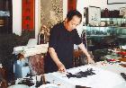 中国著名艺术家:张金荣
