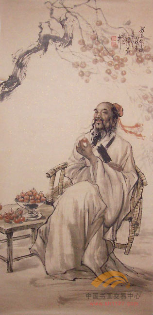 韦安林-苏东坡-淘宝-名人字画-中国书画交易中心