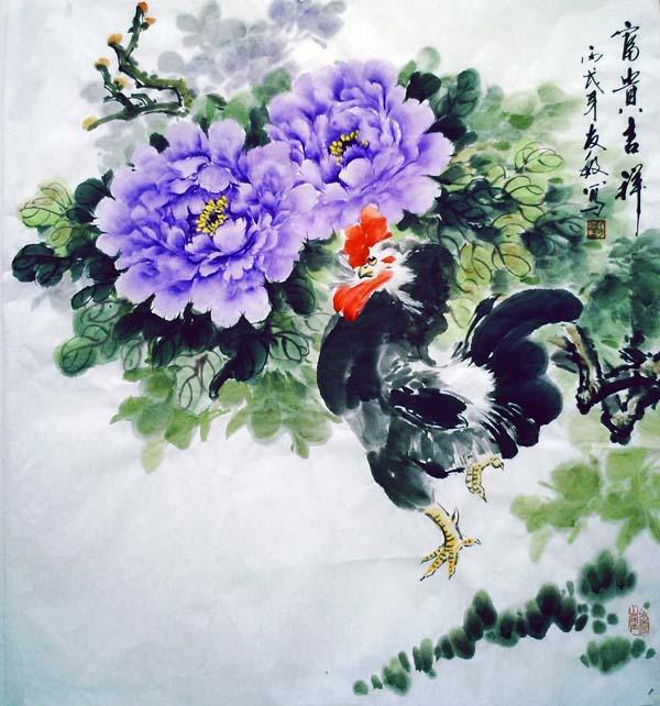 画坛辛勤耕耘三十余载,先后进修学习于西安美院,中央美院国画创作学习图片