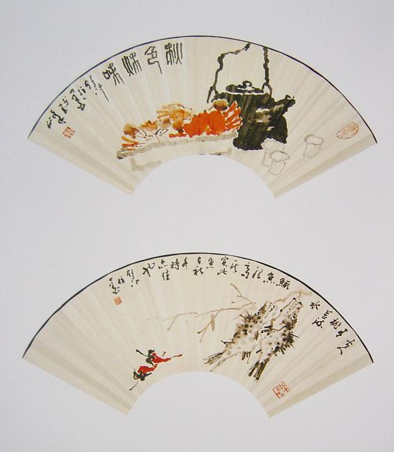 名家 顾鹤冲 国画 - 30江南风味 当前 位粉丝喜爱本幅作品