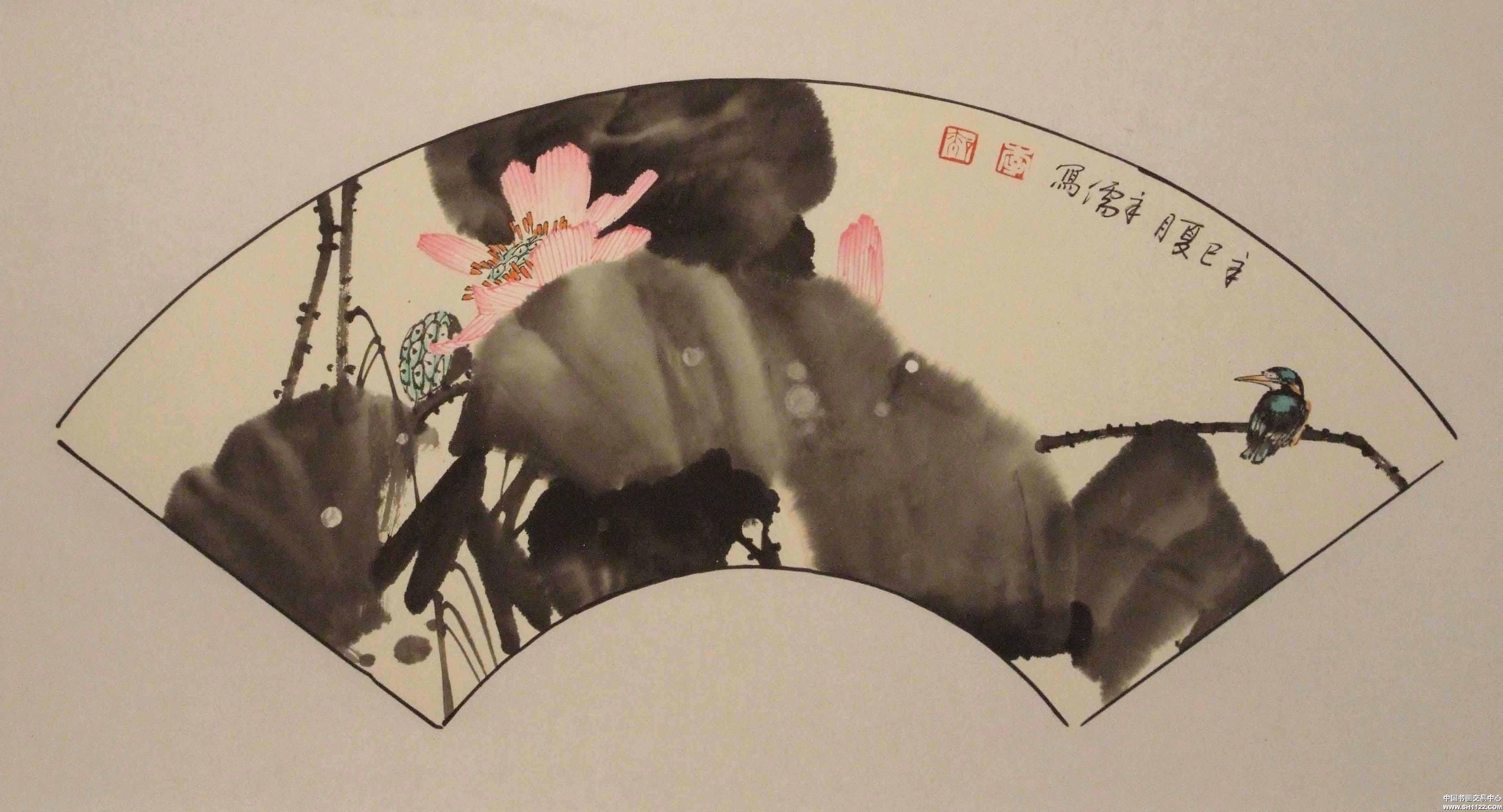 名家 李辛儒 山水 - 花鸟小品(1) 当前 位粉丝喜爱本幅作品