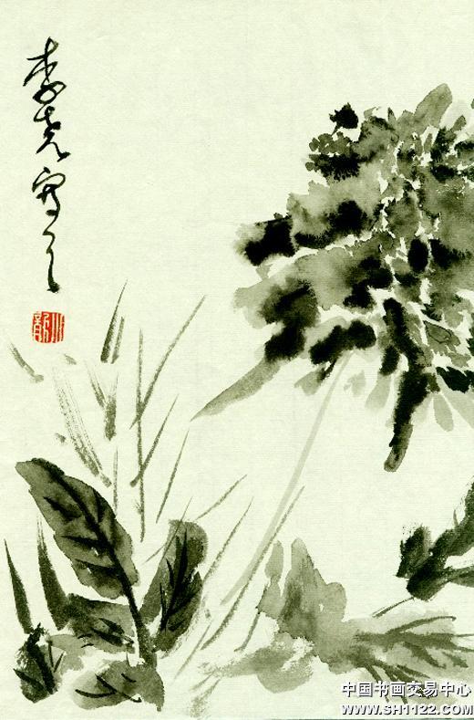李尧 1 淘宝 名人字画 中国书画交易中心 中国书画销售中