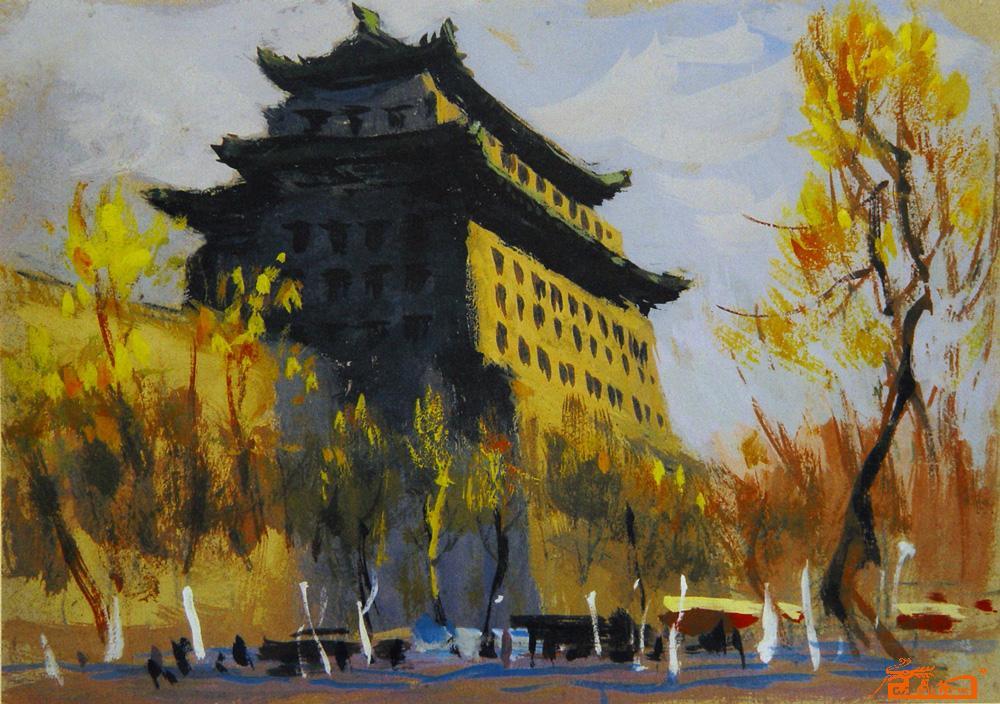 16-罗宗海-淘宝-名人字画-中国书画服务中心,中国书画