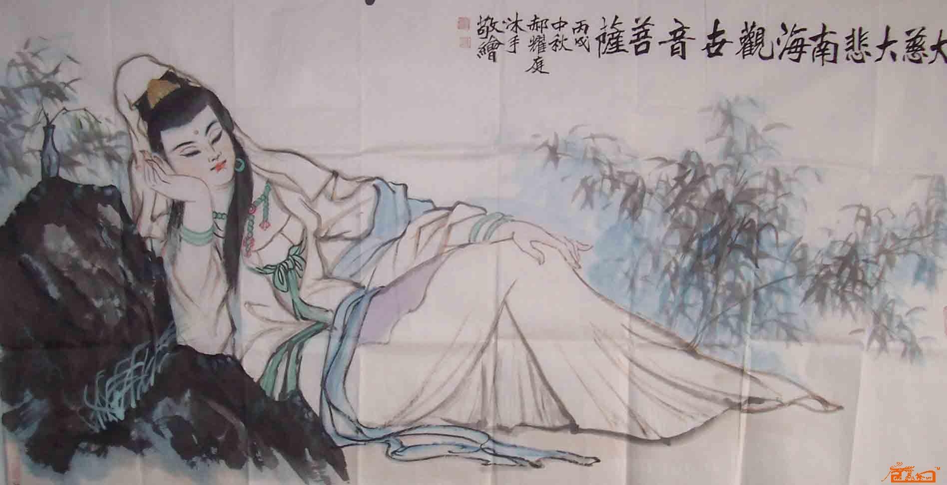 【精品绘画】中国现代人物画精选 - 石墨阁艺术论坛 - 石墨阁艺术论坛--雨濃的博客