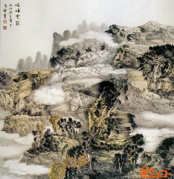 王贵华-20-淘宝-名人字画-中国书画服务中心,中国书画图片