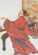 中国著名国画艺术家:顾恺之