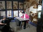 中国著名烙画艺术家:李金顺