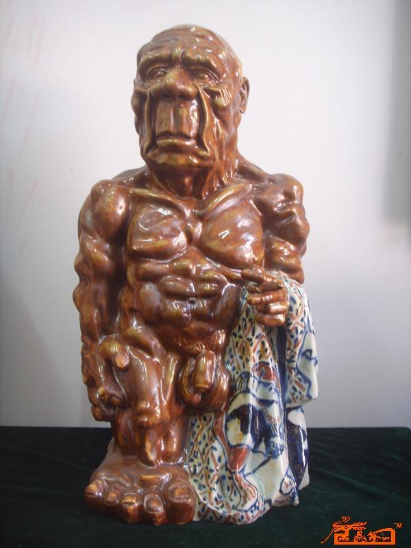 瓷雕人物    4 - h_x_y_123456 - 何晓昱的艺术博客