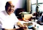 中国著名雕刻艺术家:都传恭