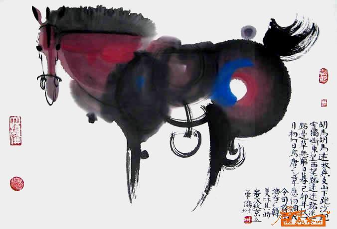 韩美林国际艺术展厅作品上传时间