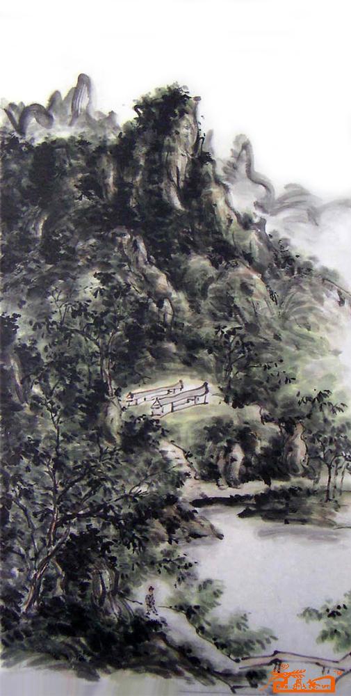 尧国章 2 淘宝 名人字画 中国书画交易中心 中国书画销售