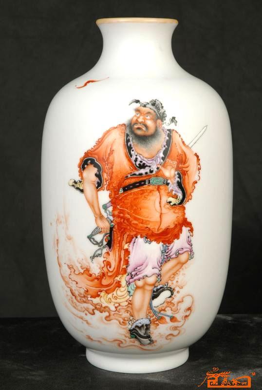 陶瓷 名家 何军国际艺术席位作品交易平台