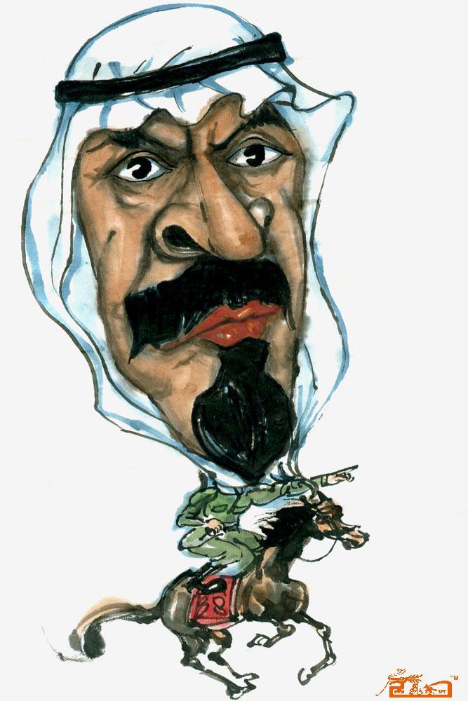 沙特阿拉伯国王