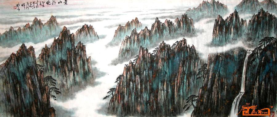 名家 杨树常 国画 - 作品11