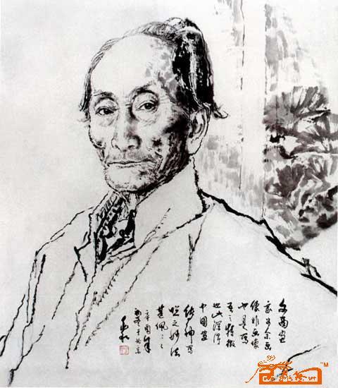 黄土画派创始人-------刘文西 - 心平 - 心平博客