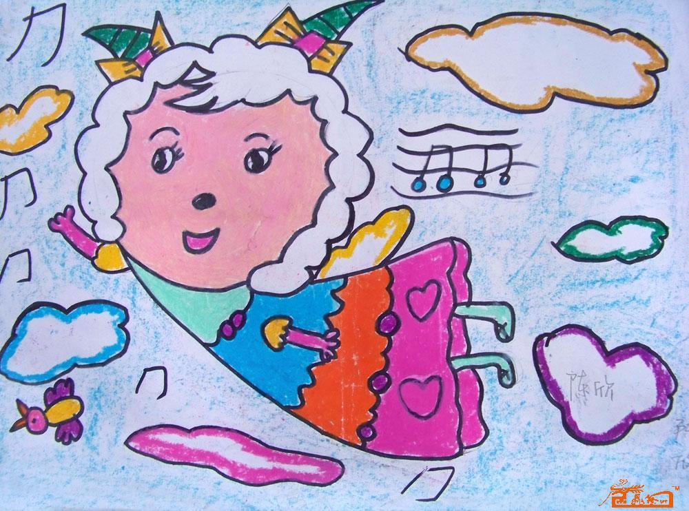 毛笔字;儿童画入门