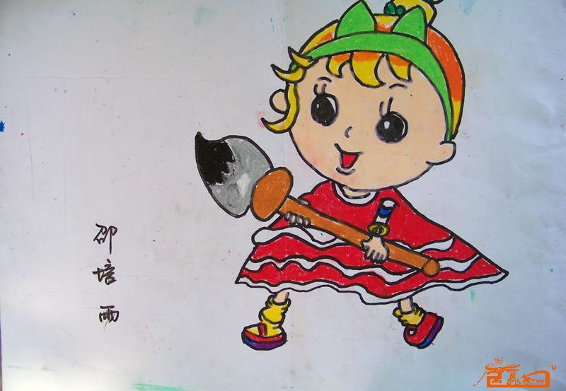 铅笔字,钢笔字,毛笔字;儿童画入门,儿童画提高,手工,线描,,水粉,
