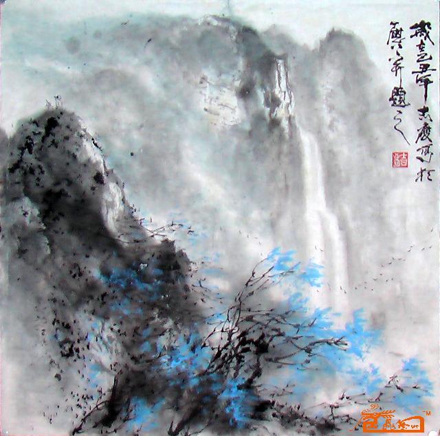 现为中国书画家协会理事.山东美术家协会会员图片
