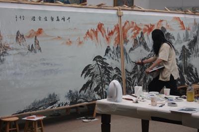 """中国""""猫王"""" 李宝林 国家画院一级画师,享受国家特殊军贴专家 史国良图片"""