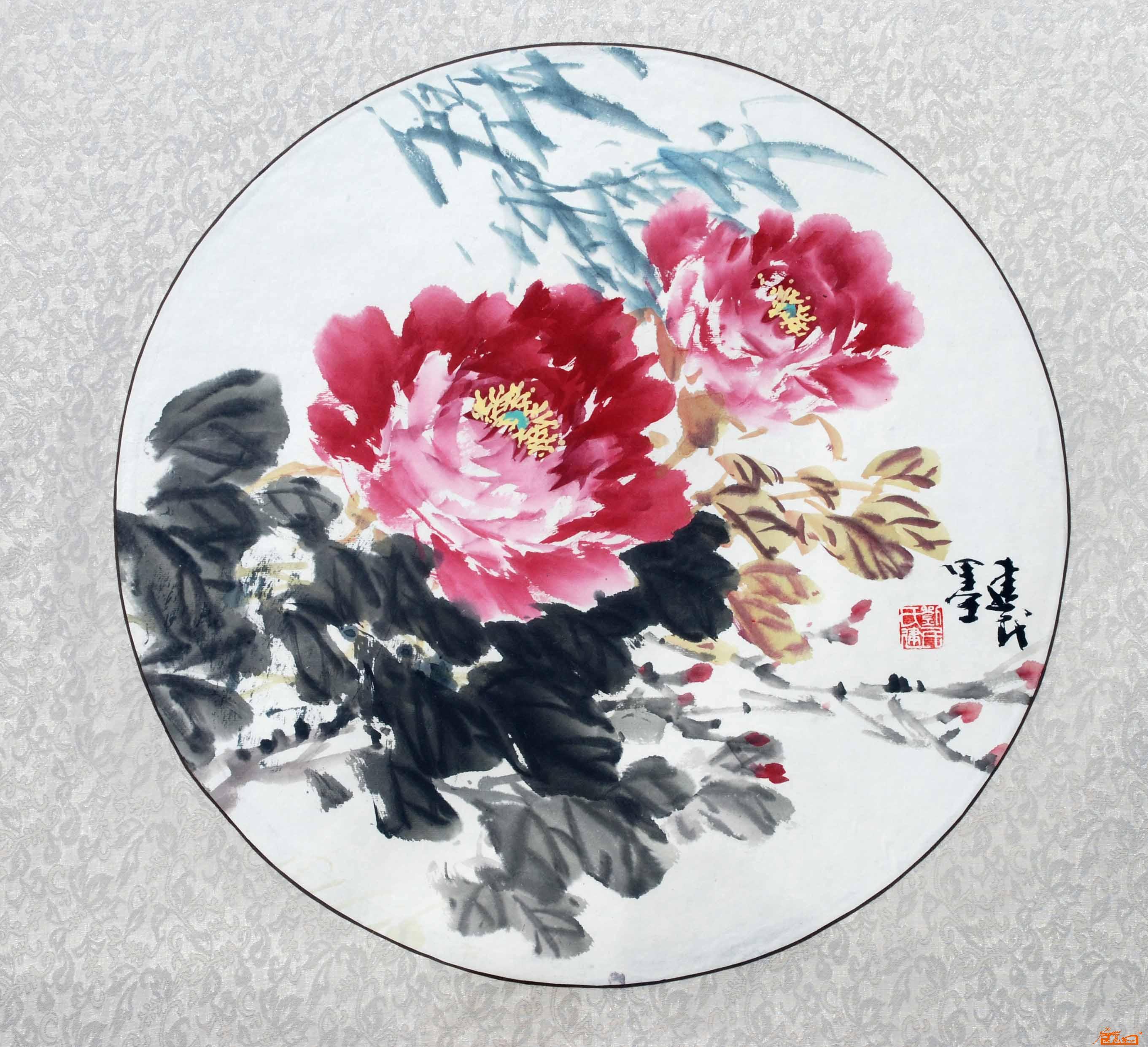 杨耕-刘建民-淘宝-名人字画-中国书画交易中心,中国,.