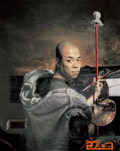 旅居美国职业画家——王玉琦油画作品 (2) - 石墨閣画廊 - 石墨閣画廊--雨濃的博客