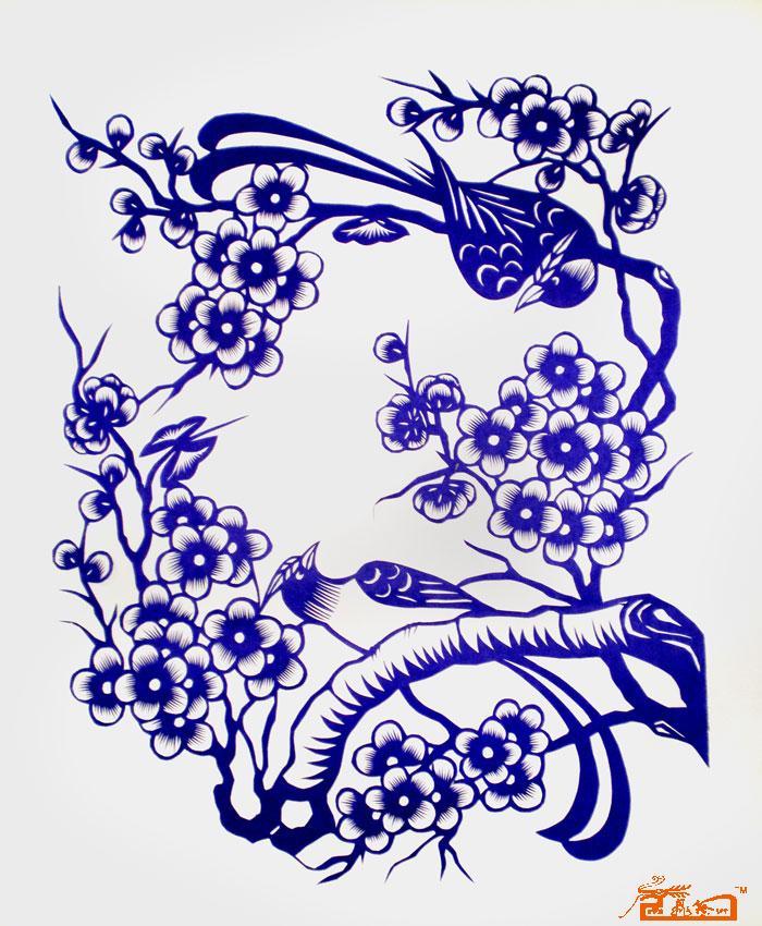 张万红-作品45四季花卉-冬-淘宝-名人字画-中国书画