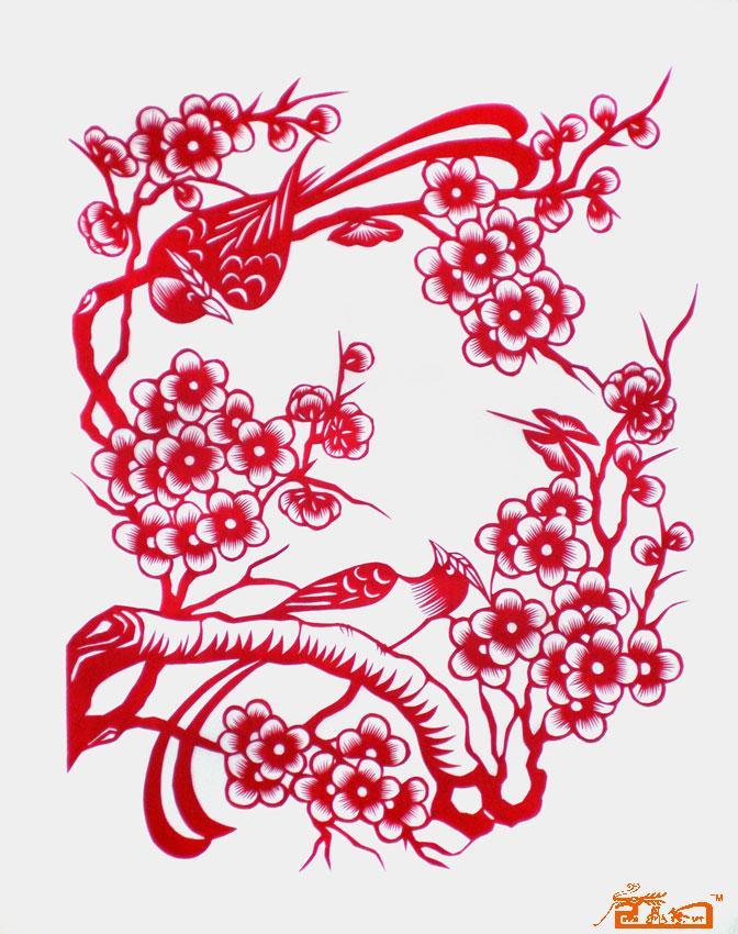张万红-作品49四季花卉-冬-淘宝-名人字画-中国书画