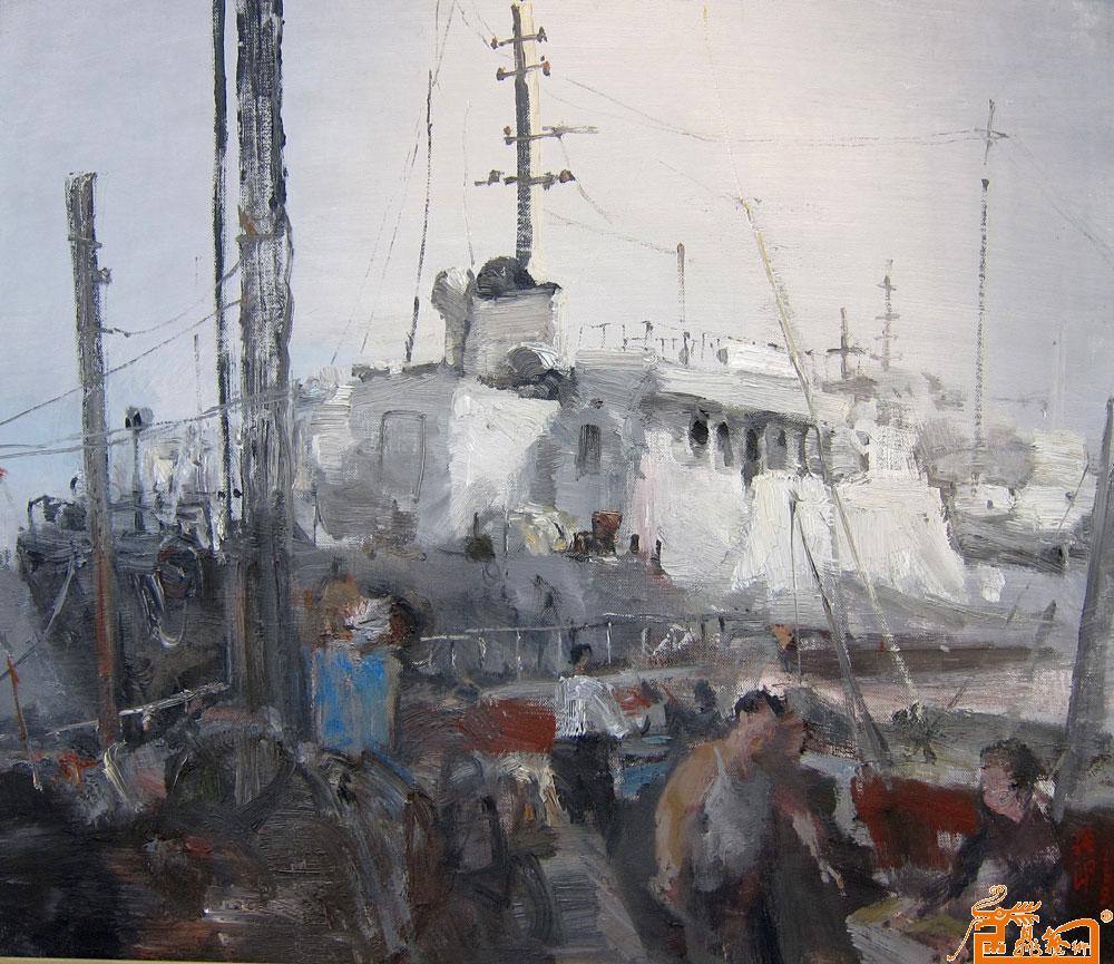 秦皇岛渔船-罗朗