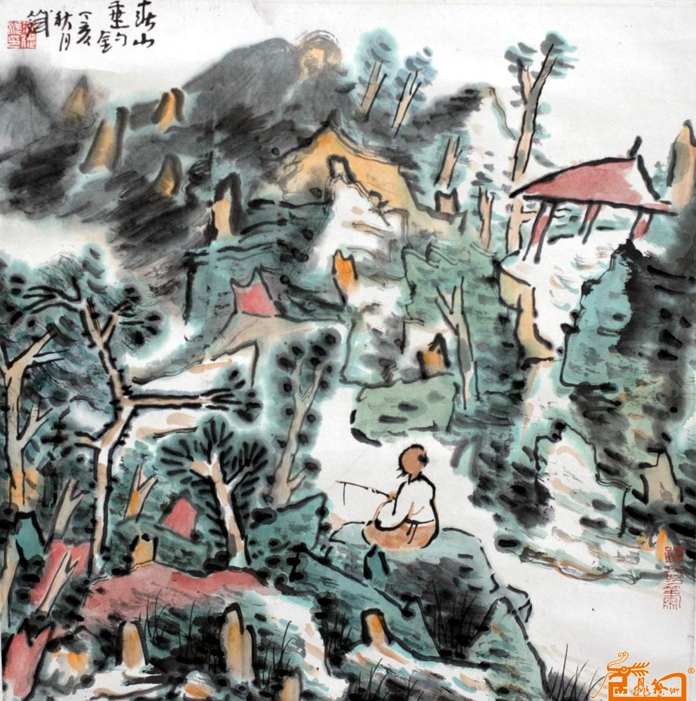 沈从斌-作品15(已出售)-淘宝-名人字画-中国书画交易