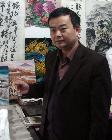 中国著名漆画艺术家:冯才志