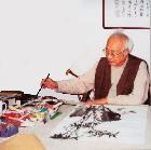 中国著名国画艺术家:孙其峰