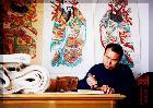 中国著名年画艺术家:邰立平