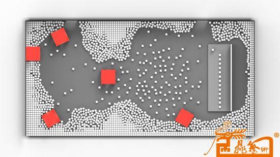 王开方装置艺术展在798展出