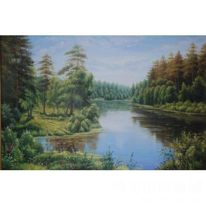 名家 杜海燕 油画; - 杜海燕 风景 类别: 油画x 当前 位粉丝喜爱本幅