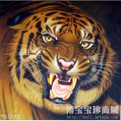 类别: 动物油画x
