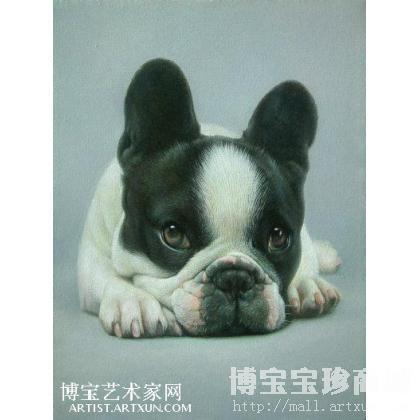 类别: 动物油画