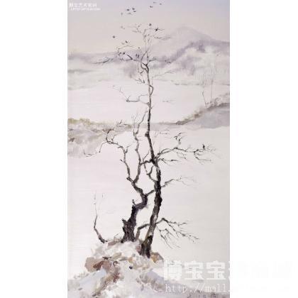 李彦 向大师学习之十 类别: 风景油画j