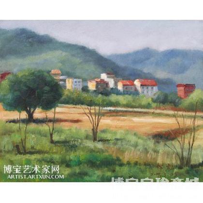老家仙游木兰溪边的风景