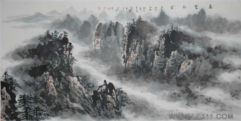 绘画 名家 吴康国际艺栈作品交易平台