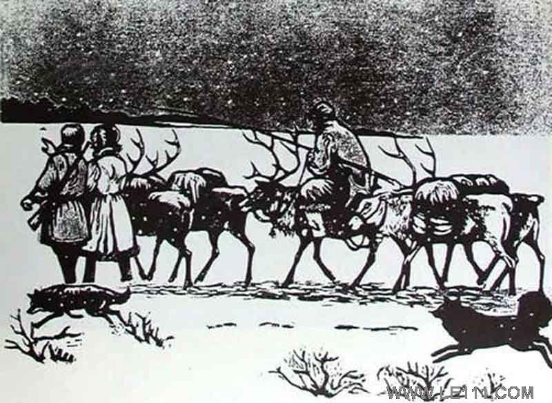 10―)  蒙古族, 内蒙古昭盟人. 擅长版画.