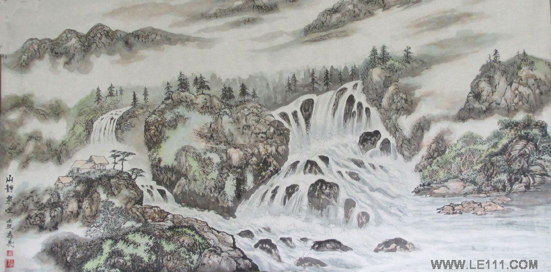 林森茂:1949年出生于广东,2000年毕业于北京中国书画函授大学国画专业