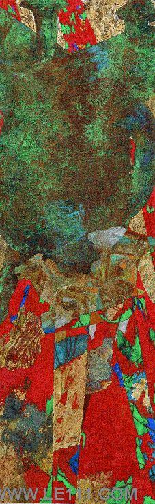 丁立芬,女,黑龙江省美术家协会会员,中国工笔重彩画画会会员,中国