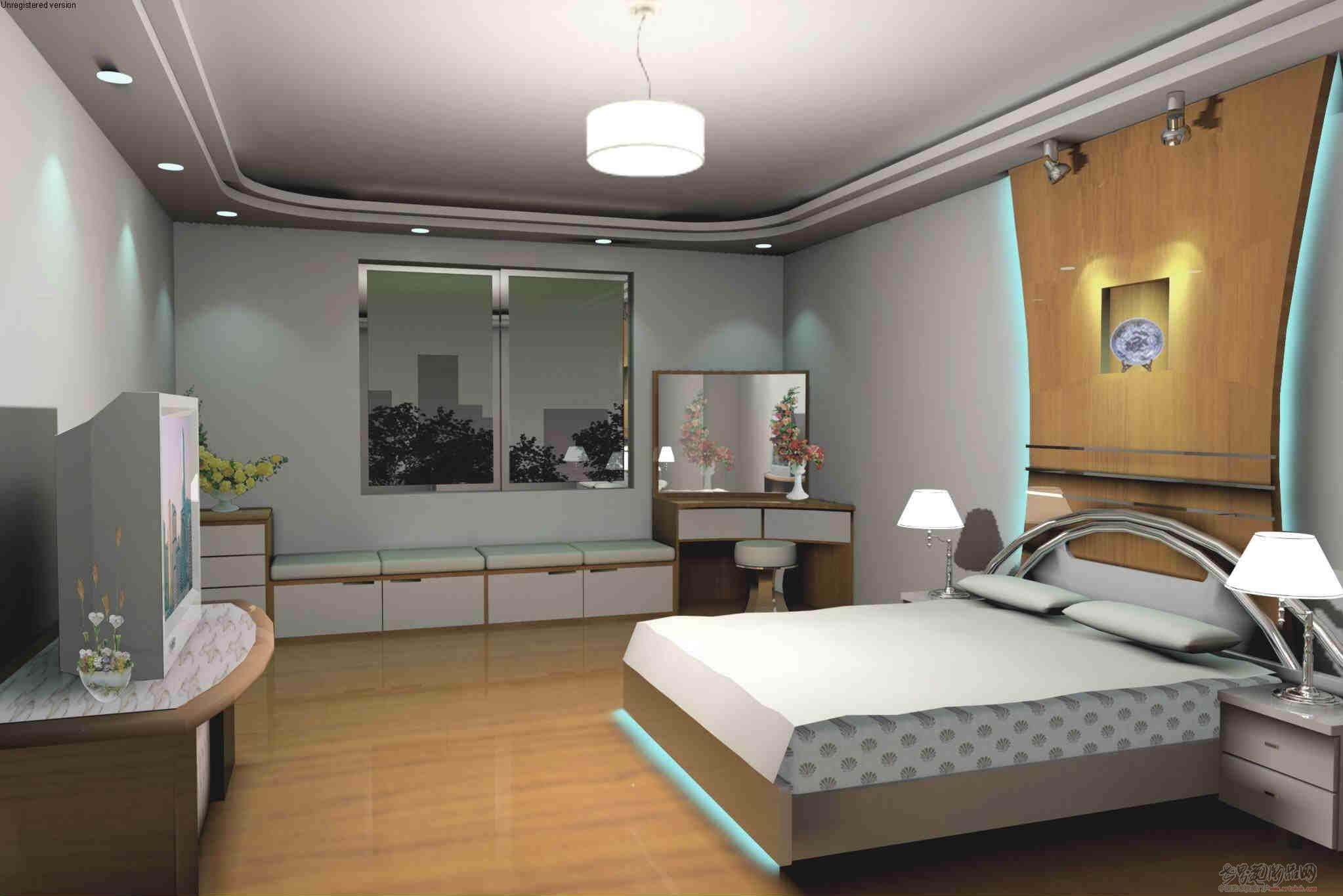 背景墙 房间 家居 酒店 起居室 设计 卧室 卧室装修 现代 装修 2046