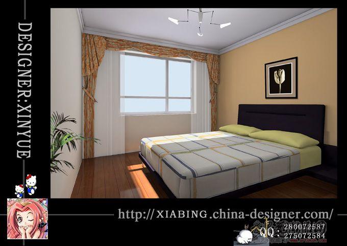 夏冰 [辽宁 鞍山市]   设计师类型:室内设计师,设计专长: 住宅