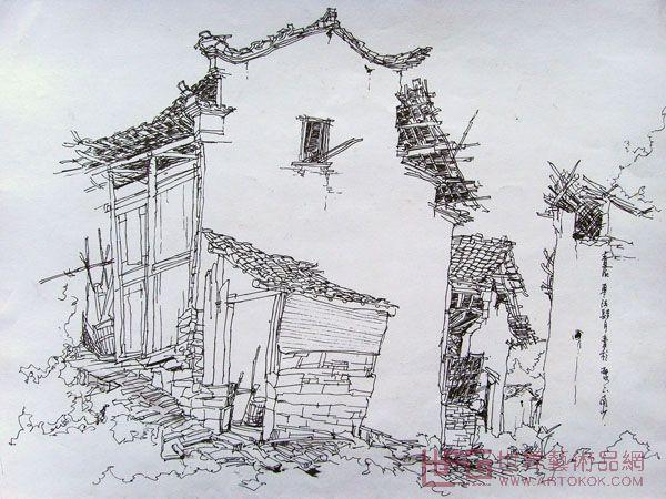 简笔画 手绘 素描 线稿 600_450