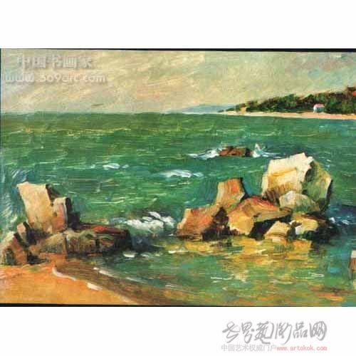 姚晓玫-油画风景-淘宝-名人字画-中国书画交易中心,,.