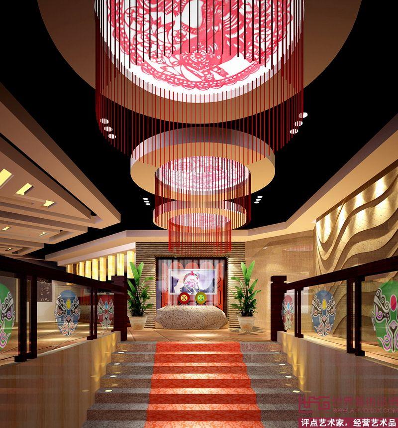名家 黄镕忠 设计师 - 餐厅设计图 当前 位粉丝喜爱本幅作品