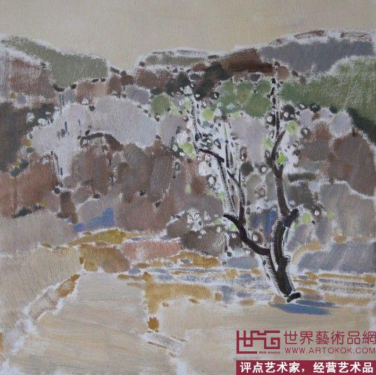 李志勇-油画风景-淘宝-名人字画-中国书画交易中心,,.