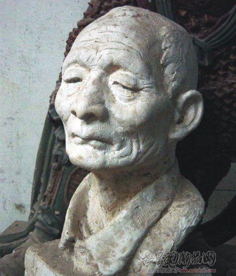李江伟-老人头像-淘宝-名人字画-中国书画交易中心
